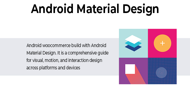 Android Woocommerce - Universal Native Android Ecommerce / Store Full Mobile Application - 4