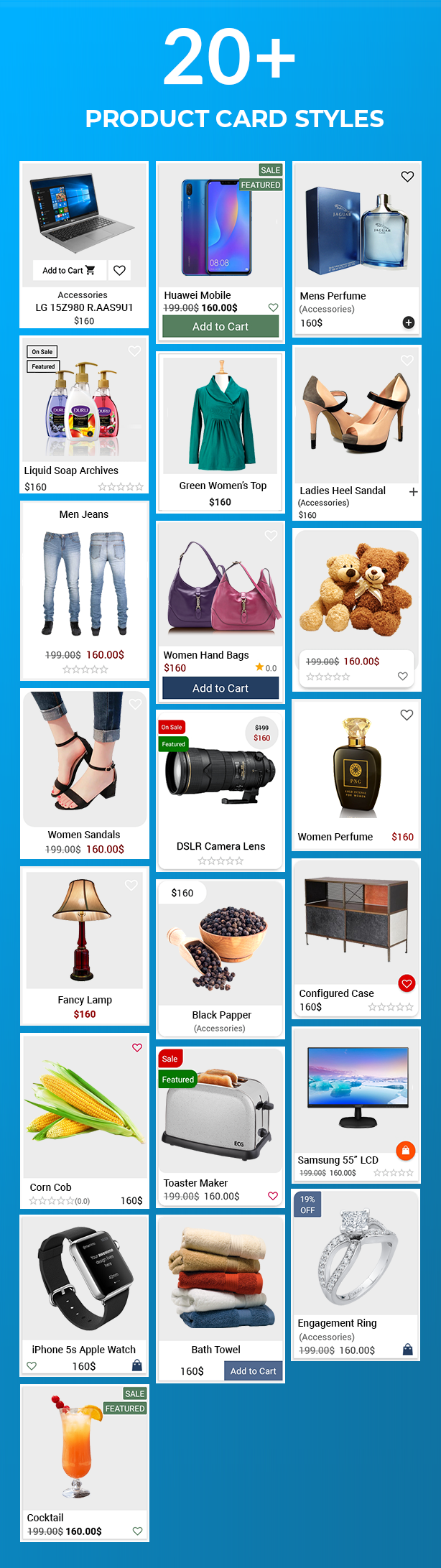 Ionic5 Ecommerce - Universal iOS & Android Ecommerce / Store Full Mobile App with Laravel CMS - 10