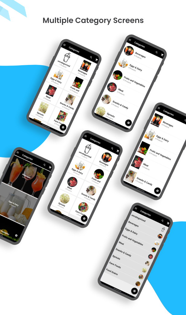 Flutter Ecommerce - Universal iOS e Android Ecommerce / Store Full Mobile App com PHP Laravel CMS - 10
