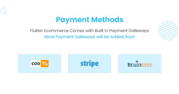 Flutter Ecommerce - Universal iOS e Android Ecommerce / Store Full Mobile App com PHP Laravel CMS - 11
