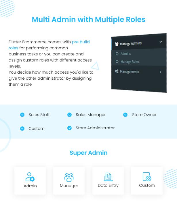 Flutter Ecommerce - Universal iOS e Android Ecommerce / Store Full Mobile App com PHP Laravel CMS - 16