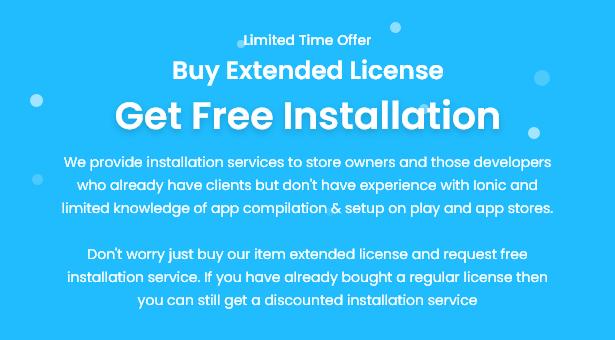 Flutter Ecommerce - Universal iOS e Android Ecommerce / Store Full Mobile App com PHP Laravel CMS - 30