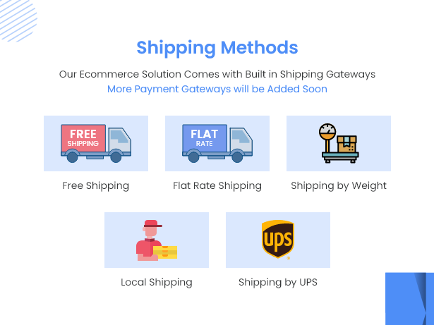 Best Ecommerce Solution with Delivery App For Grocery, Food, Pharmacy, Any Stores / Laravel + IONIC5 - 13