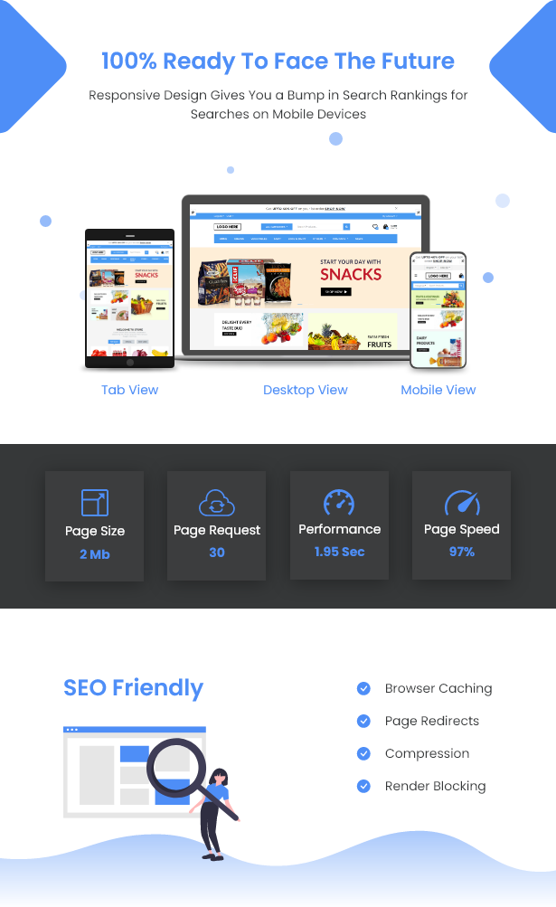 Best Ecommerce Solution with Delivery App For Grocery, Food, Pharmacy, Any Stores / Laravel + IONIC5 - 20