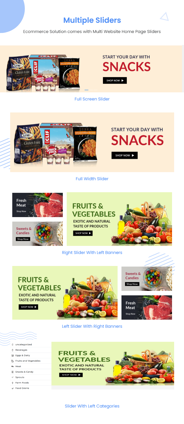 Best Ecommerce Solution with Delivery App For Grocery, Food, Pharmacy, Any Stores / Laravel + IONIC5 - 27