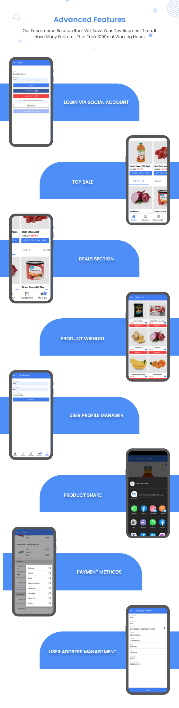 Best Ecommerce Solution with Delivery App For Grocery, Food, Pharmacy, Any Stores / Laravel + IONIC5 - 42