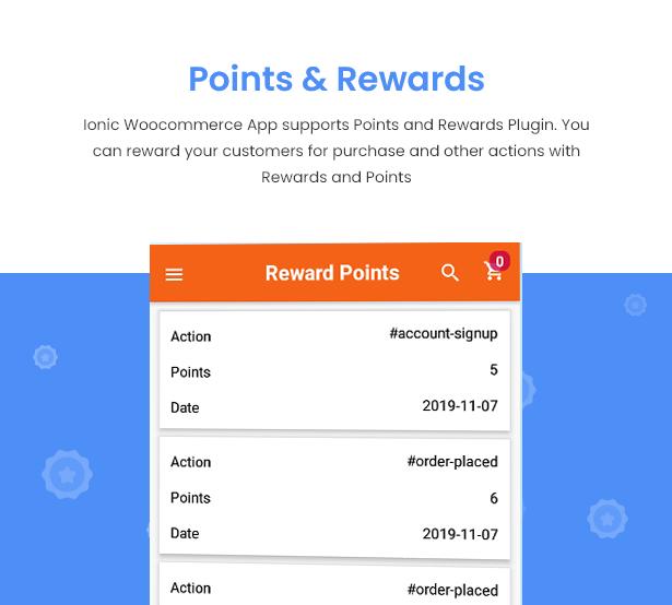 Ionic5 Woocommerce - Ionic5/Angular8 Universal Full Mobile App for iOS & Android / Wordpress Plugins 33
