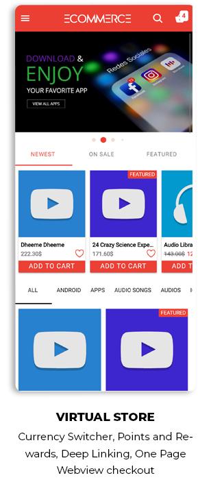 Ionic5 Woocommerce - Ionic5/Angular8 Universal Full Mobile App for iOS & Android / Wordpress Plugins 48