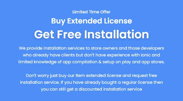 Ionic5 Woocommerce - Ionic5/Angular8 Universal Full Mobile App for iOS & Android / Wordpress Plugins 40