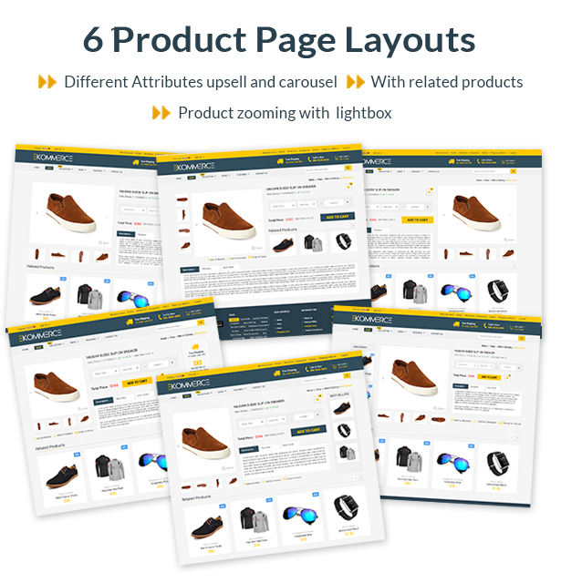 Laravel Ecommerce - Universal Ecommerce/Store Full Website with Themes and Advanced CMS/Admin Panel - 12