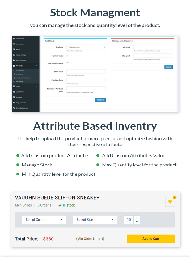 Laravel Ecommerce - Universal Ecommerce/Store Full Website with Themes and Advanced CMS/Admin Panel - 27