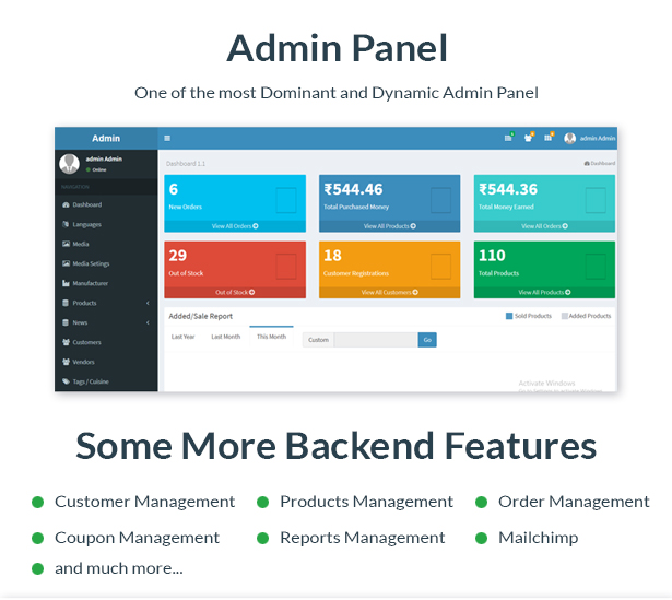 Laravel Ecommerce - Universal Ecommerce/Store Full Website with Themes and Advanced CMS/Admin Panel - 29