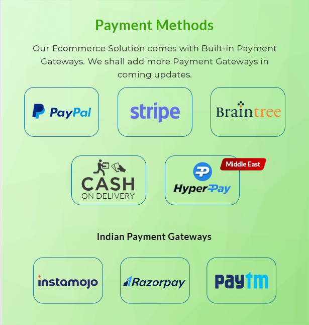 Ecommerce Solution with Delivery App For Grocery, Food, Pharmacy, Any Store / Laravel + Android Apps - 10