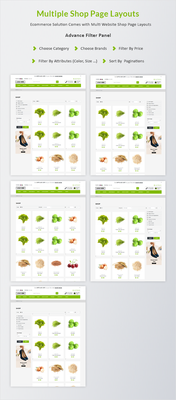 Ecommerce Solution with Delivery App For Grocery, Food, Pharmacy, Any Store / Laravel + Android Apps - 29