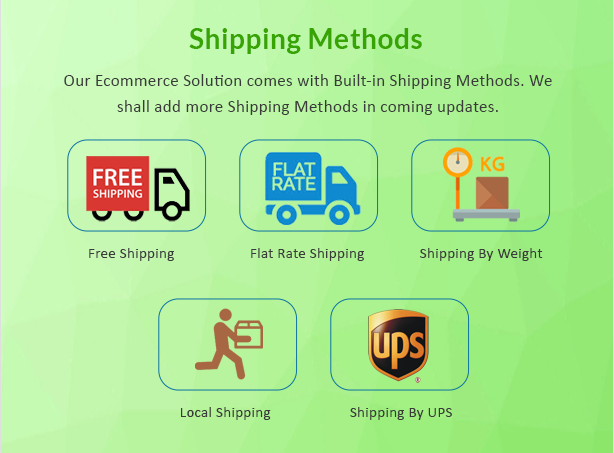 Best Ecommerce Solution with Delivery App For Grocery, Food, Pharmacy, Any Stores / Laravel + IONIC5 - 11