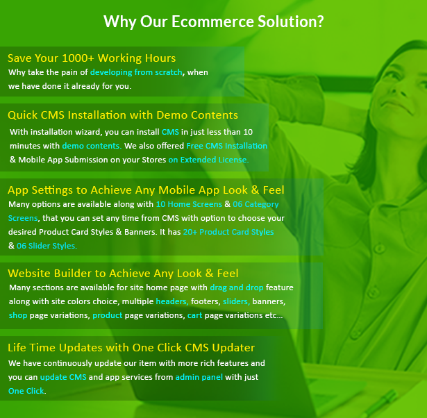 Best Ecommerce Solution with Delivery App For Grocery, Food, Pharmacy, Any Stores / Laravel + IONIC5 - 6