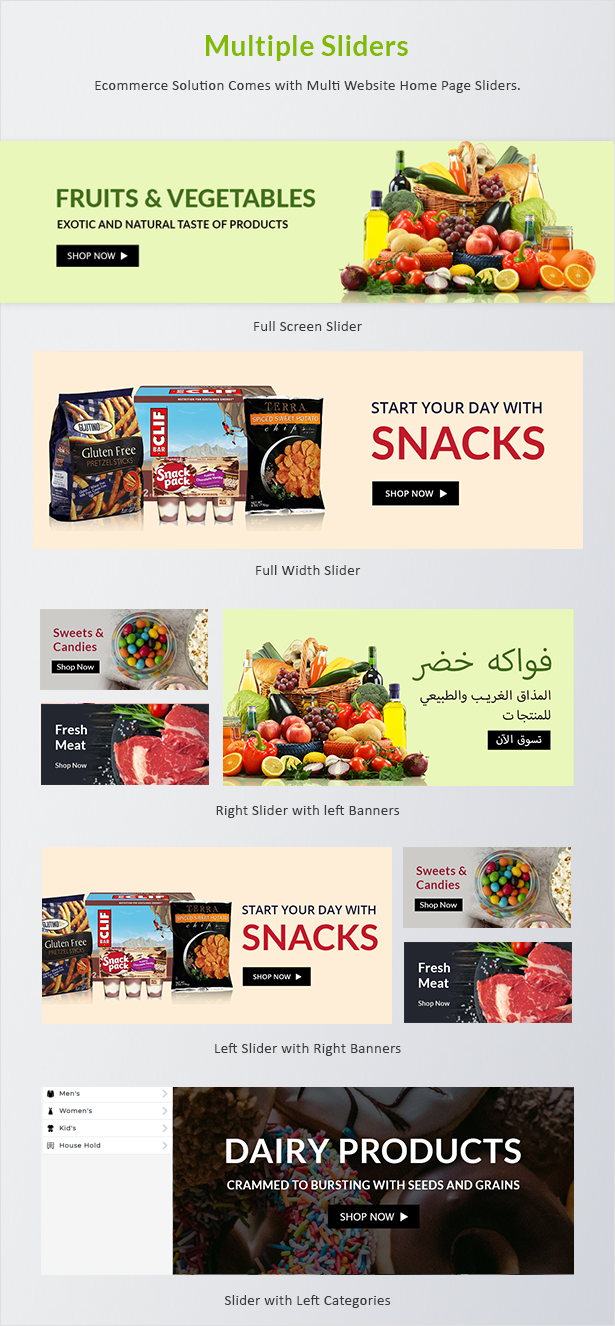 Best Ecommerce Solution with Delivery App For Grocery, Food, Pharmacy, Any Stores / Laravel + IONIC5 - 26