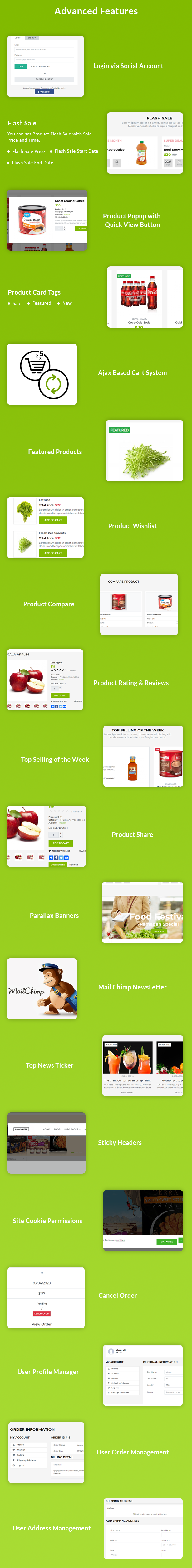 Best Ecommerce Solution with Delivery App For Grocery, Food, Pharmacy, Any Stores / Laravel + IONIC5 - 32