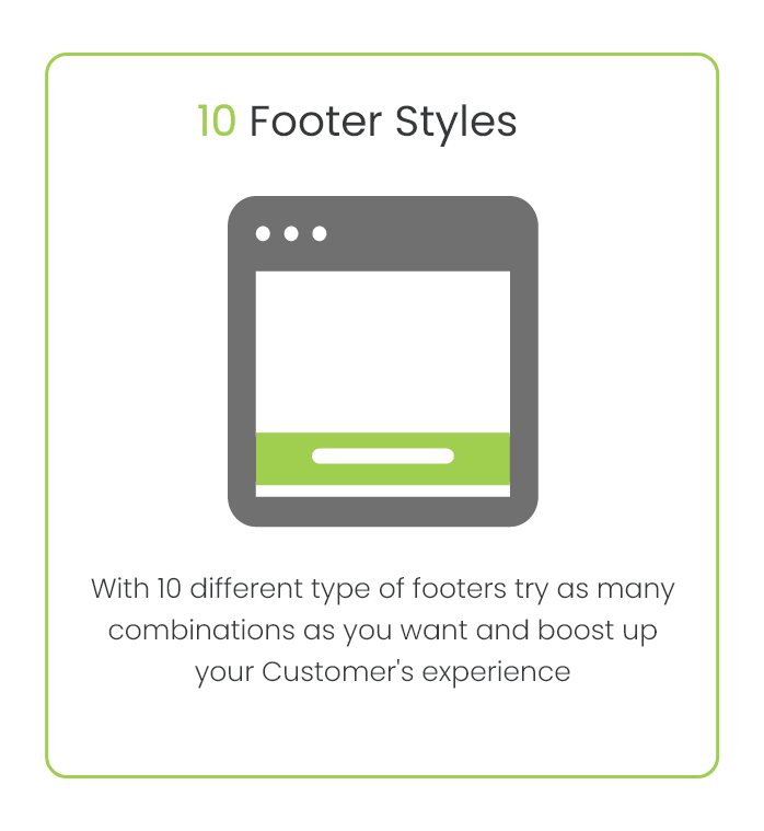 Footer Style